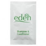 Out of Eden Shampoo 10ml Sachet – 50 Sachets per Case